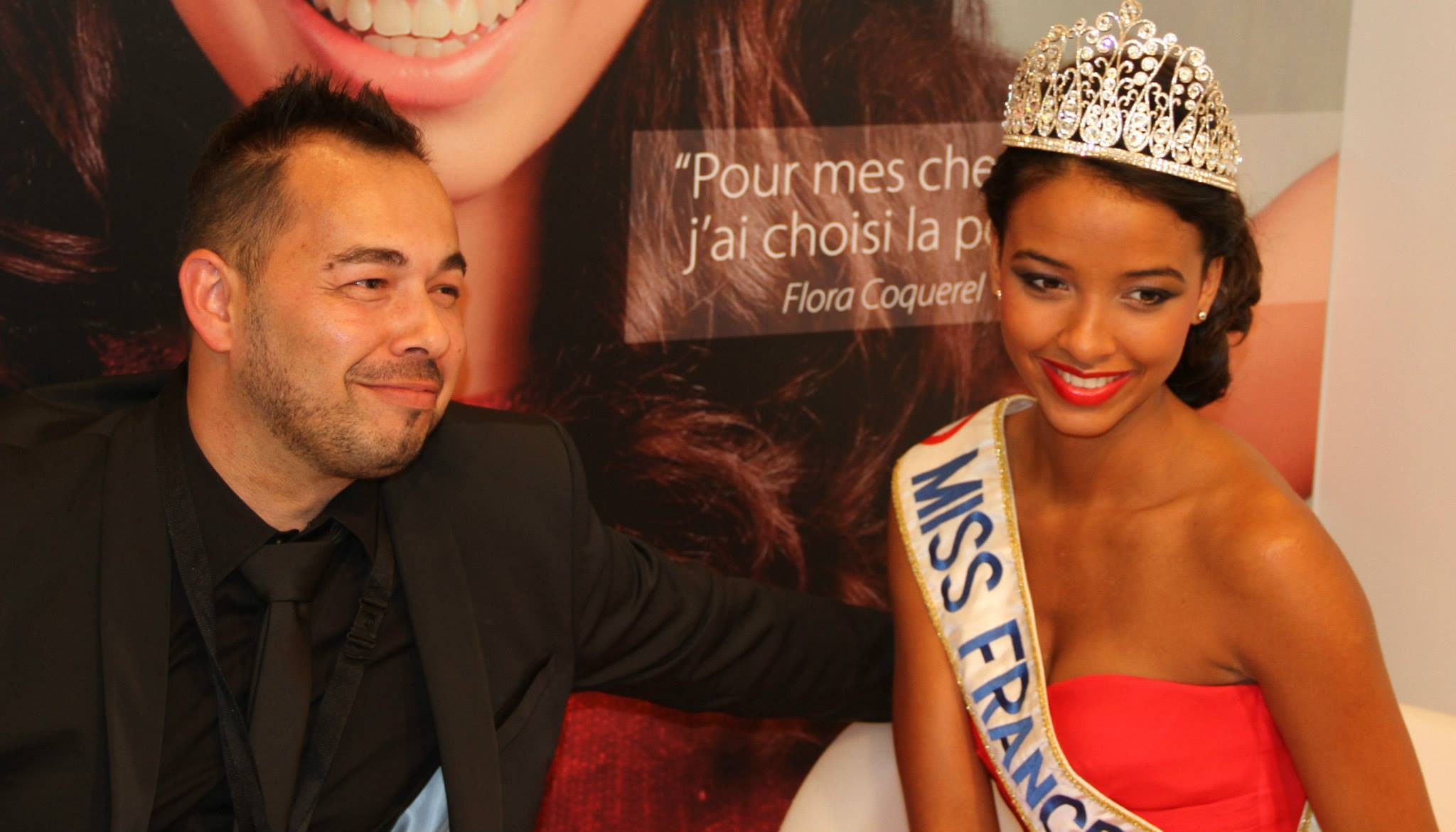 Interview avec Flora Coquerel (Miss France 2014)