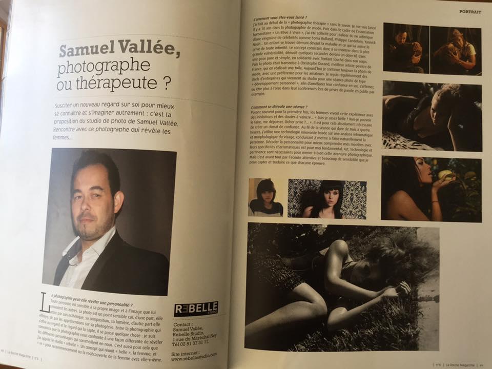 PressMag sur Samuel Vallée, photographe-reporter