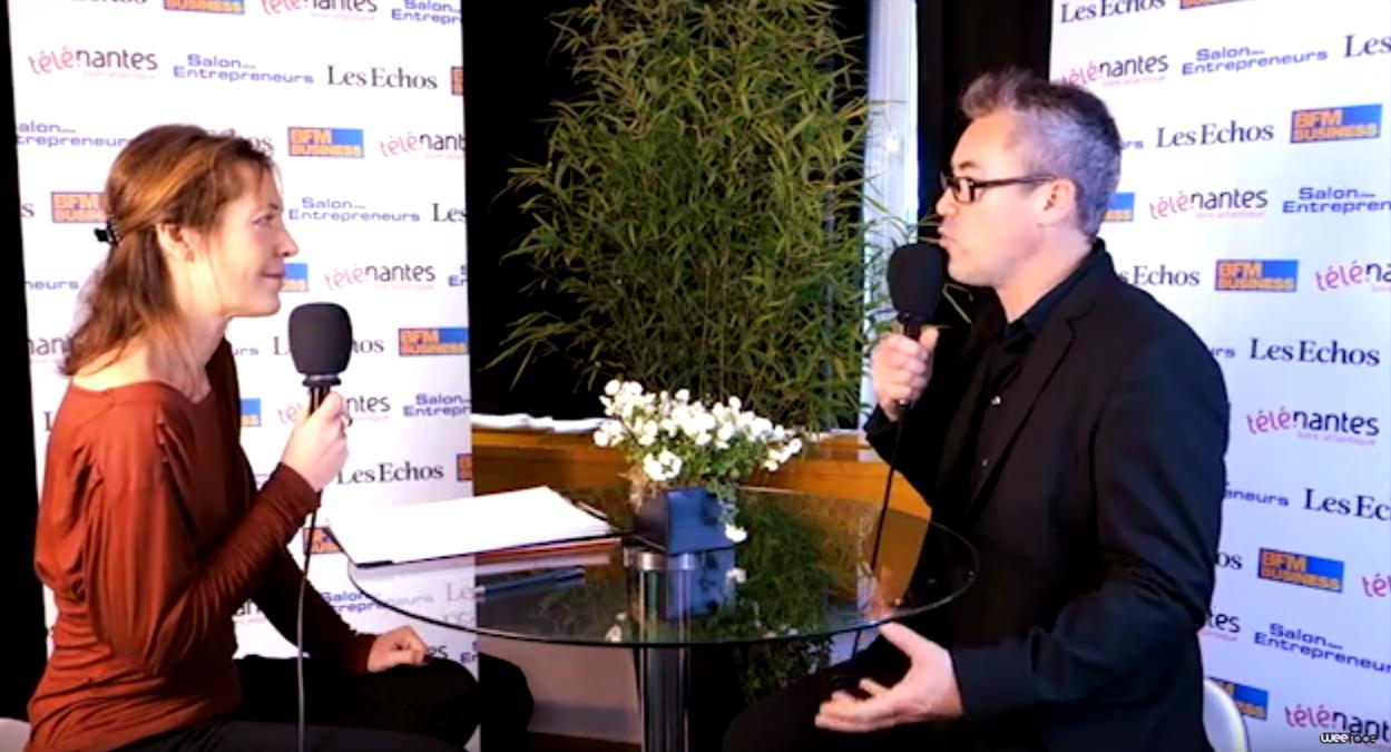 Interview innovation (BFM TV / Les Echos)