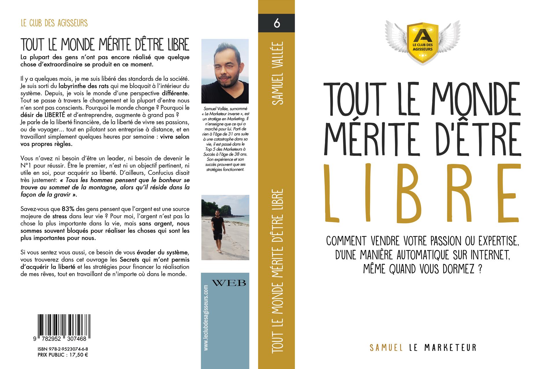 """""""Tout le Monde Mérite d'Être LIBRE"""""""