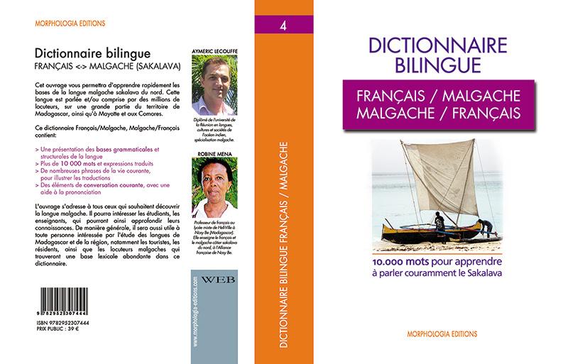 Vient de paraître : Dictionnaire Français-Malgache