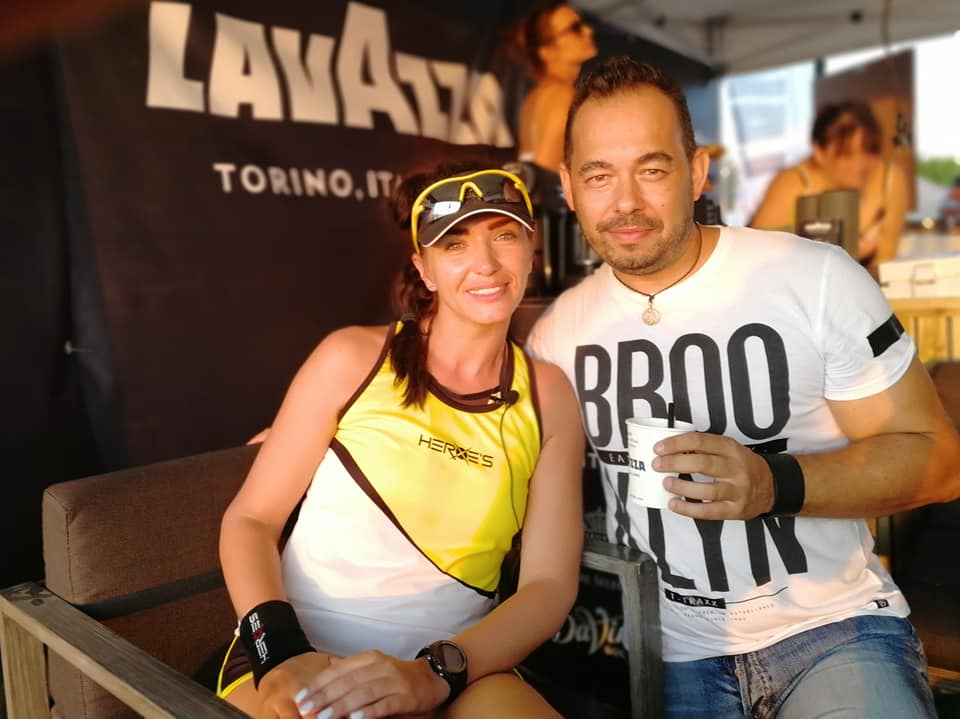 Interview of Zanna Tarasevica